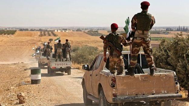 هل يشكل الاتراك جيشاً موحداً للسيطرة على مناطق إدلب؟