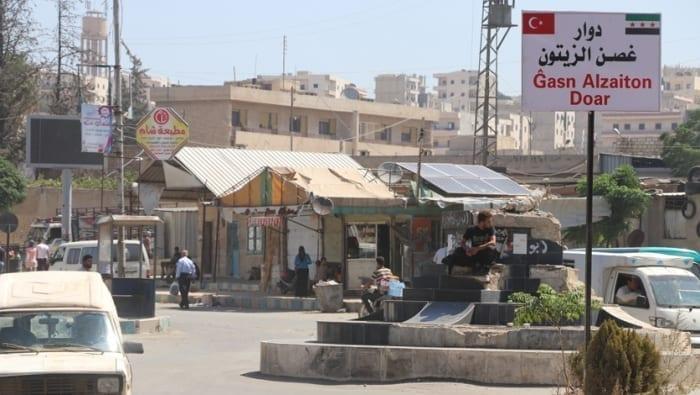 """انفجار غامض داخل أحد المقرات العسكرية وحملة اعتقالات بعد تظاهرة في """"عفرين"""""""