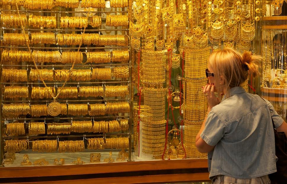 سوريا: تراجع سعر الذهب 1500 ليرة لكل غرام