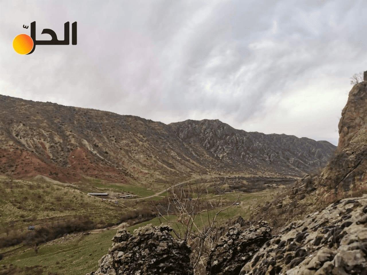 """في كردستان العراق.. الجبال تحمي أبناء الإقليم من """"كورونا"""""""