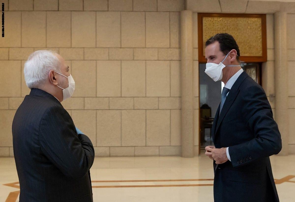 بعد تصريحات «طباخ الكرملين» النارية… الأسد يستقبل ظريف في دمشق