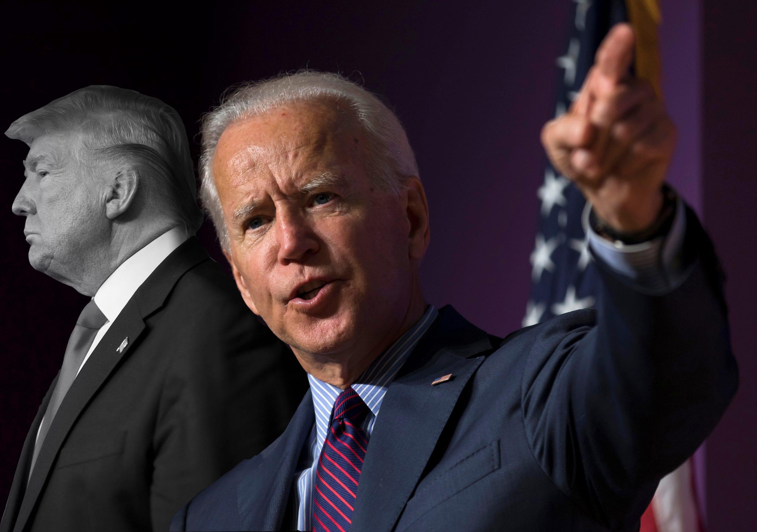 الطريق إلى البيت الأبيض… «بايدن» ملك ملفات الشرق الأوسط في مواجهة ترامب