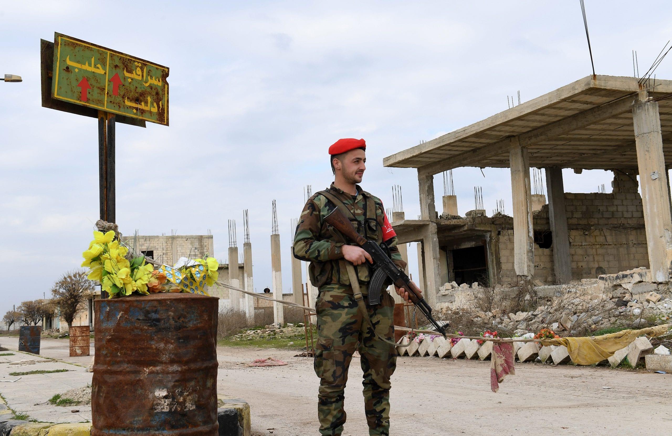 """الصراع على """"سراقب"""" ومصير التوافقات الروسية التركية"""