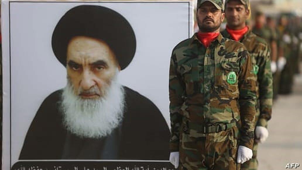 تقرير: السيستاني يرفض الحشد بصيغتهِ الحالية.. لا يريد الهيمنة الإيرانية