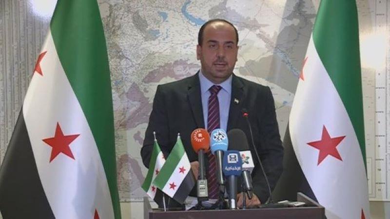 تحولات «نصر الحريري»: لن اتخلى عن رئاسة هيئة التفاوض والتدخل السعودي مرفوض
