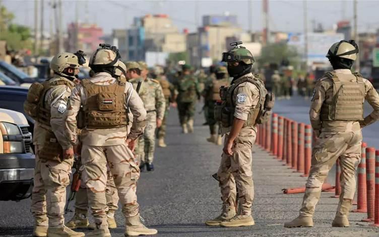 """مكافحة الإرهاب يُفكّك شبكَة لـ """"داعش"""" بمُحافظتَين عراقيّتَين"""