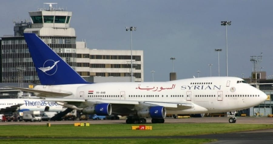 الإدارة الذاتية تفرض الحجر على ركاب قادمين من دمشق عبر مطار القامشلي