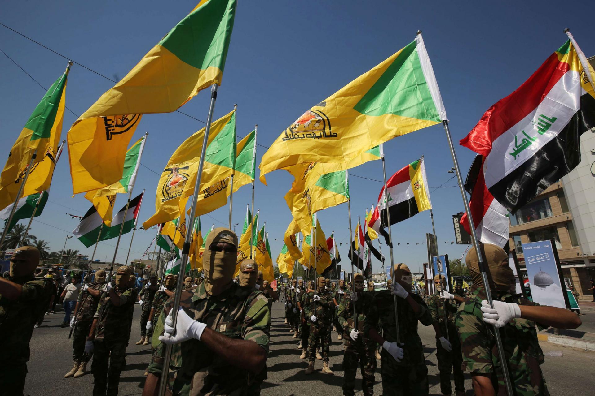 ثمانية فصائل عراقية: سنتعامل مع القوات الأميركية بالقوة