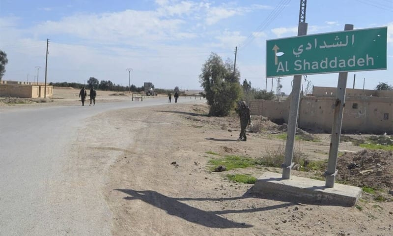 تمديد «كابل» ضوئي يتسبب بقطع خدمة الإنترنت ليومين عن ريف دير الزور