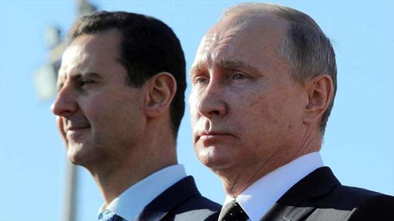 """هل سيَسحبُ """"بوتين"""" البساط من تحت """"الأسد"""" عبْر ممثّله الخاص؟"""