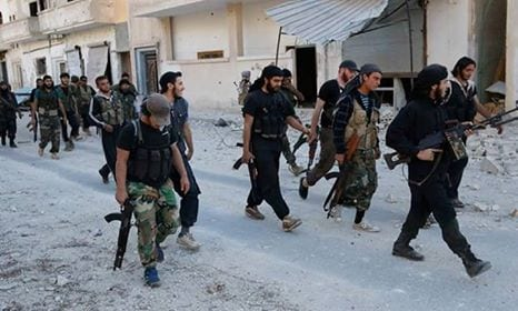 """«تحرير الشام» تعتقل 30 شخصاً بعد اشتباكات دارت بين مجموعات في """"إدلب"""""""