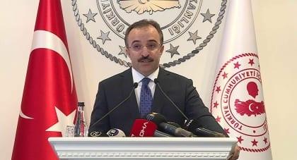 الداخلية التركية تكشف عن إحصائيةٍ جديدة للسوريين على أراضيها