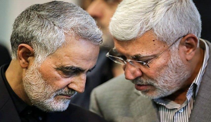 """العراق يُغلق ملف التحقيق بمقتل """"سليماني والمهندس"""" بتسوية سياسية"""