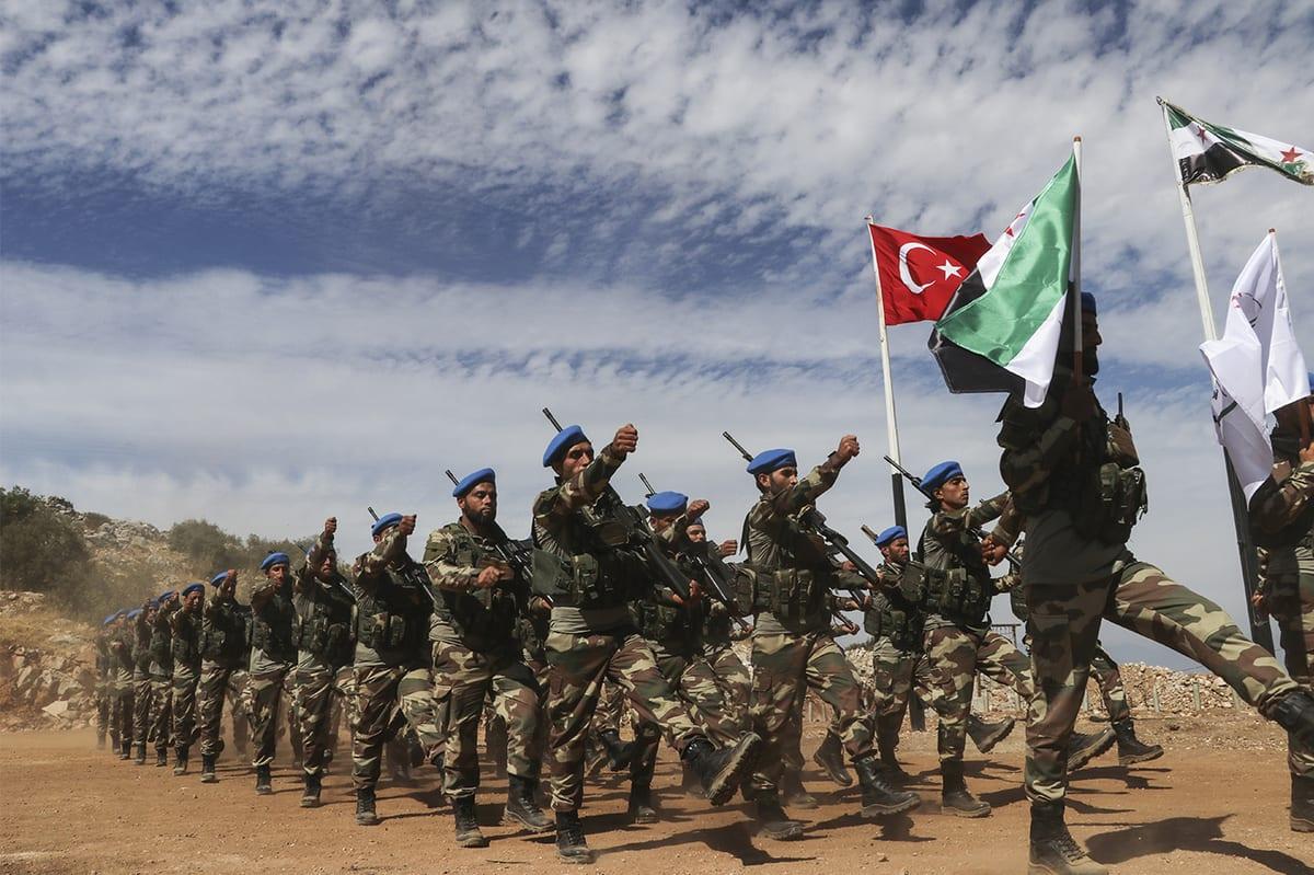 المرتزقة السوريون في ليبيا: مقاتلون بالوكالة في النزاع الروسي- التركي