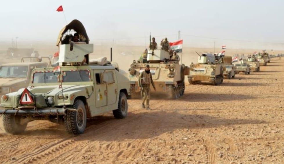 """العراق يلاحق """"داعش"""" في صلاح الدين والأخير يستهدف كركوك"""