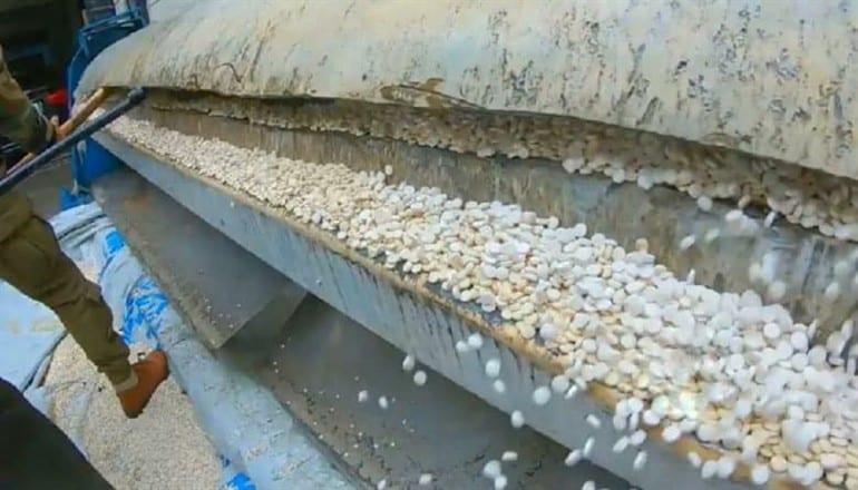 طرطوس… 9 ملايين حبة مخدرات في آلة غسيل سجاد!