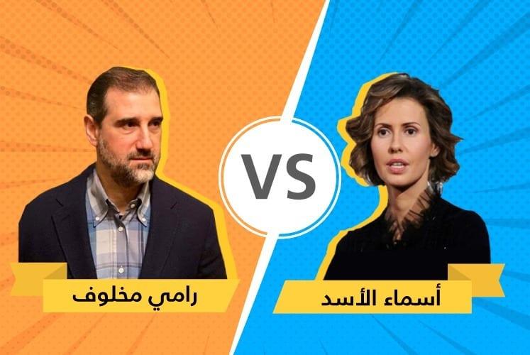"""""""دريد الأسد"""" يدخل على خط الخلاف بتلميح ضد """"السيدة الأولى"""" في سوريا"""