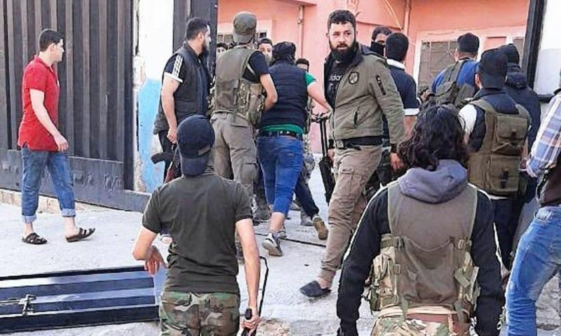 مظاهرات تعم عفرين على خلفيّة انتهاكات الفصائل المدعومة تركيّاً
