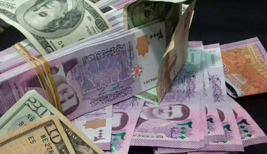 الليرة السوريّة تواصل الصعود أمام الدولار… أسعار صرف العملات الأجنبيّة السبت