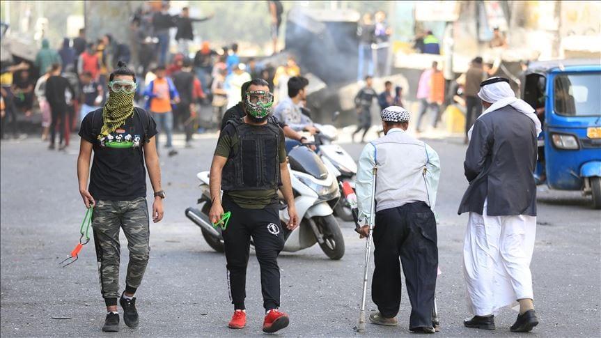 """حقوق الإنسان: """"كورونا"""" ينتشر بسرعة ولا فائدة من غلق الحدود أمام العراقيين"""