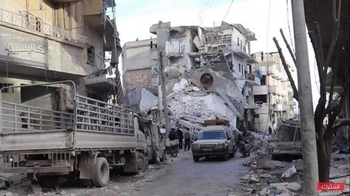 بعد مرور 99 يوماً على فقدانه.. العثور على جثة شاب تحت أنقاض القصف جنوب إدلب