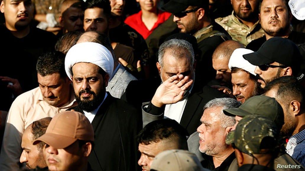 """تهديد """"الخزعلي"""" لـ """"الكاظمي"""" بالفوضى في العراق: إفلاسٌ ما قبل النهاية؟"""