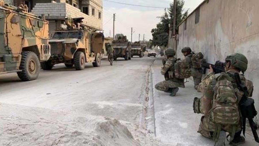 «نبعُ السّلام».. هل استخدمت تركيا أسلحةً مُحرّمة دوليّاً ضد أهالي رأس العين؟