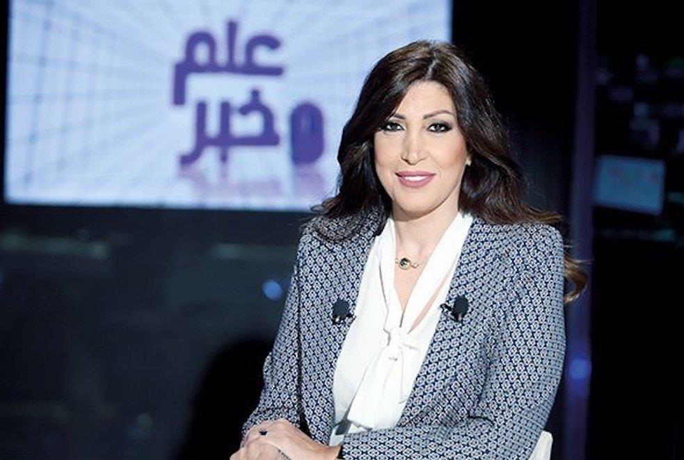 """الإعلامية اللبنانية """"غادة عيد"""" تستقيل من حزب """"سبعة"""": لأنني أنتمي إلى الثورة"""