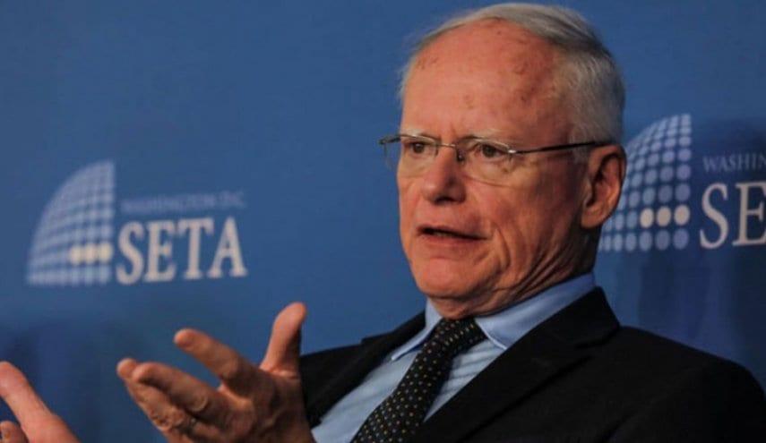 """""""جيفري"""" يؤكد بقاء القوات الأميركية في العراق.. ويُشير إلى ضرورة دعم(قسد) مالياً"""
