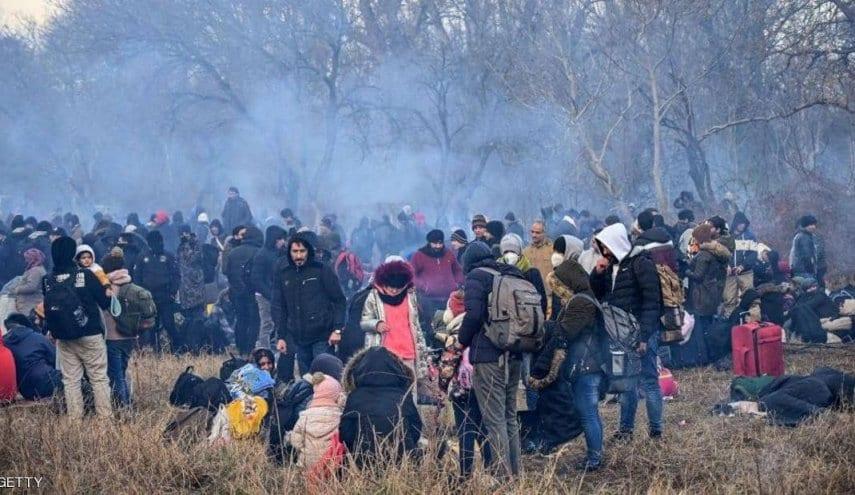 آلاف السوريين العالقين في اليونان مهددون بتشريد جديد دون مأوى