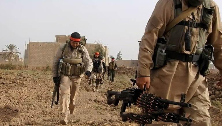 """خلال ساعات.. مقتل 9 عناصر من الميليشيات الإيرانية في قصفٍ جوي ثاني على ريف البوكمال بـ """"دير الزور"""""""