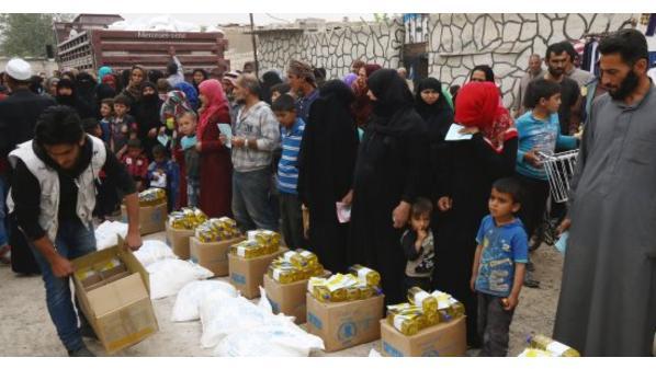 الأمم المتحدة: السوريون يواجهون أزمة جوع غير مسبوقة