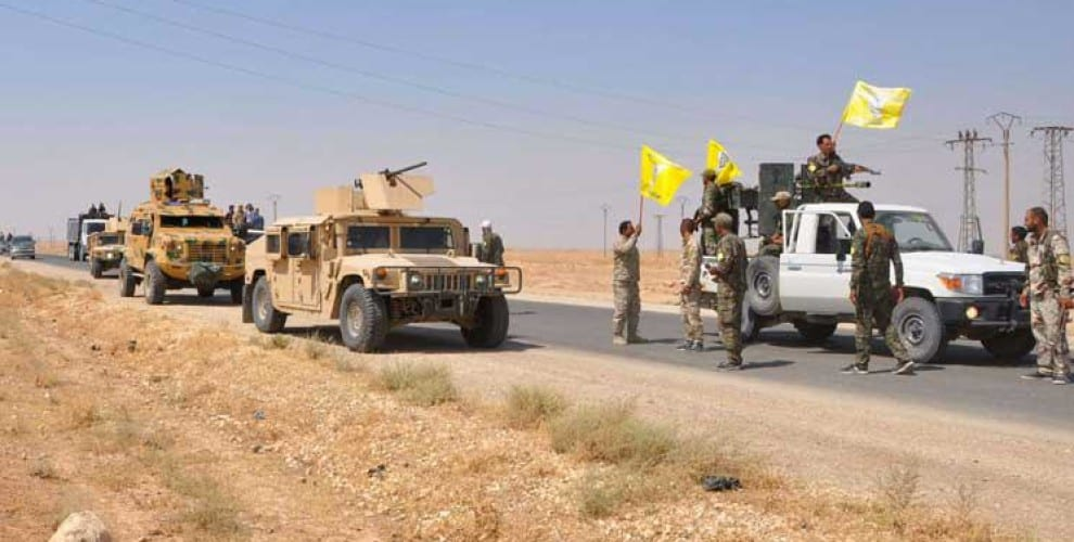 """مقتل عنصرين من """"قسد"""" برصاص مجهولين بريف دير الزور شرقي سوريا"""
