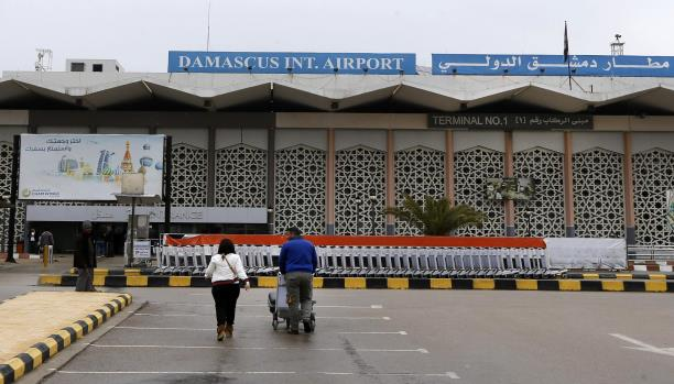 مطارُ دمشق الدّولي.. ثقبٌ أسْود للقَمع ومركزٌ للهلالِ الشّيعي