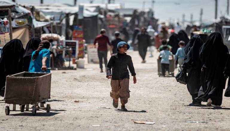 """المختطفون الإيزيديون في """"مخيم الهول"""": فصلٌ آخر من مأساة الإيزيديين مع """"داعش"""""""