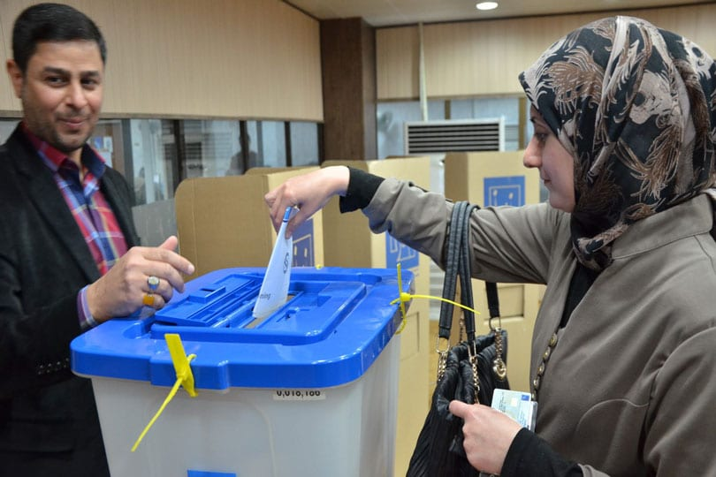 في العراق.. ترحيبٌ سياسي بالانتخابات المبكرة: هل ستتحقق؟