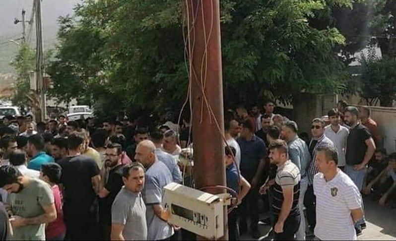 قتلى وجرحى جراء القصف التركي، واحتجاجات مندّدة في كردستان العراق