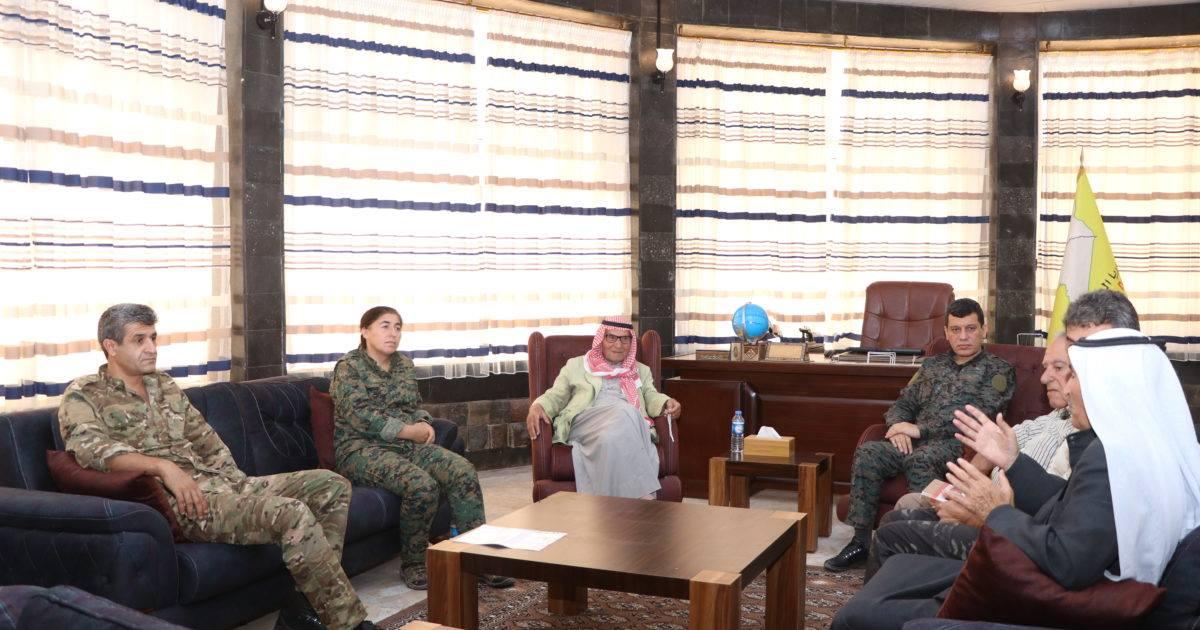 """""""وحدات حماية الشعب"""" تعترف بالمسؤولية عن فاجعة """"عامودا"""" وتبدي استعدادها للاعتذار"""