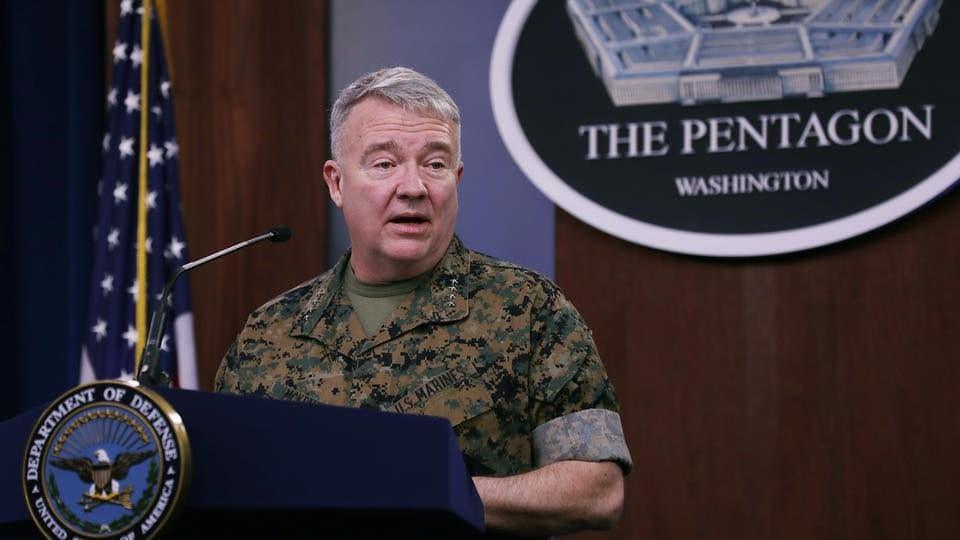 ماكنزي: إيران تضغط لأجل خروجنا من العراق، ولن نخرج
