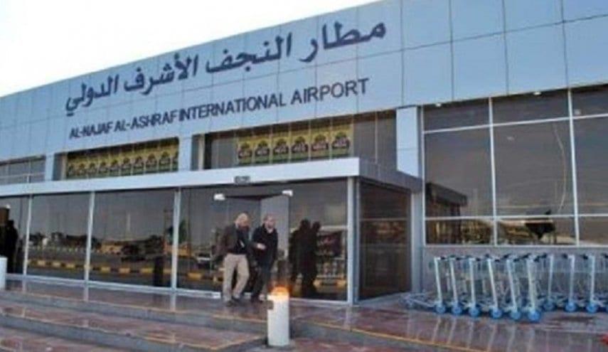 """مطار النجف.. من مشروع رابح إلى """"جنّة"""" لتهريب الأسلحة الإيرانية"""