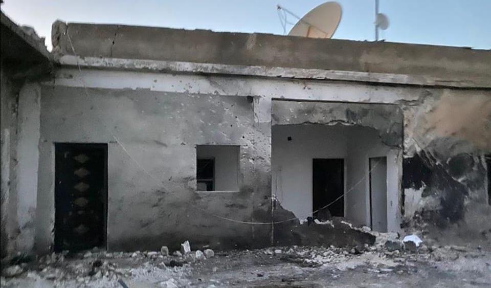 """مقتل 3 نساء في قصفٍ لطائرةٍ مسيرة تركية بريف """"كوباني"""" الشرقي"""