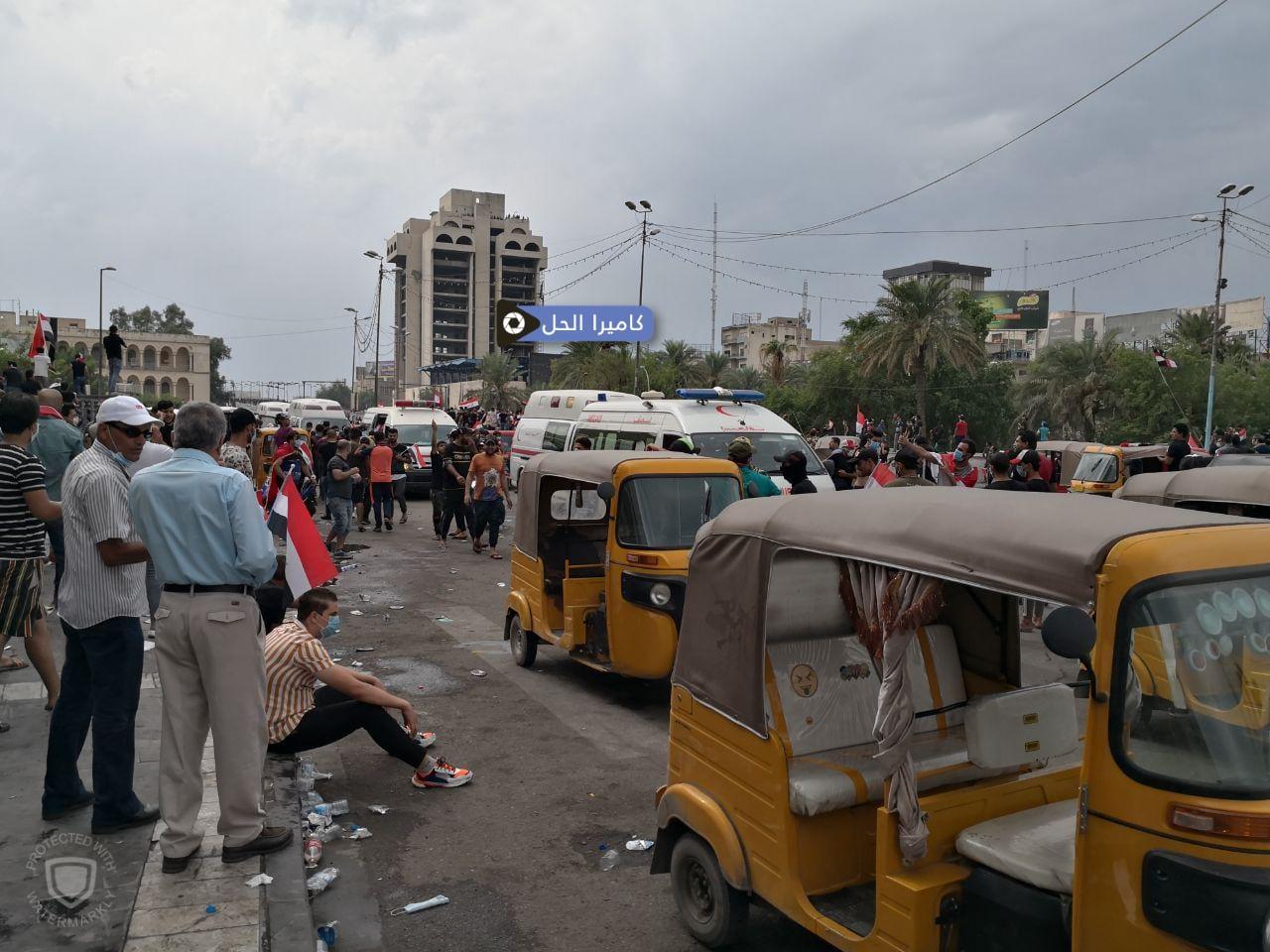 «نريد وطن».. مقالات من ساحة التحرير: جديدُ الكتب العراقية