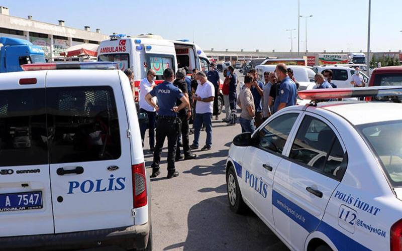 """ثلاثة جرحى إثر عراكٍ بين عمال سوريين في ولاية """"قيصري"""" التركية"""