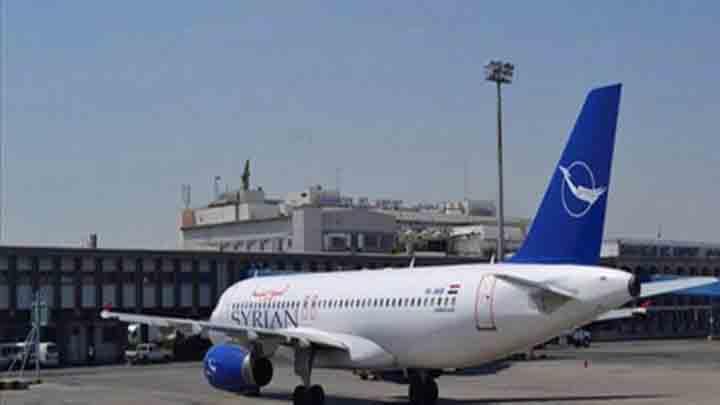 مطار دمشق يعود للعمل قريباً… وعلى الجميع تصريف 100 دولار!