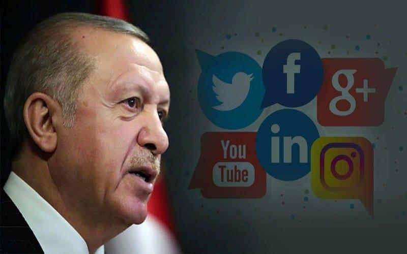 أتراك غاضبون من نوايا أردوغان بإغلاق مواقع التواصل الاجتماعي