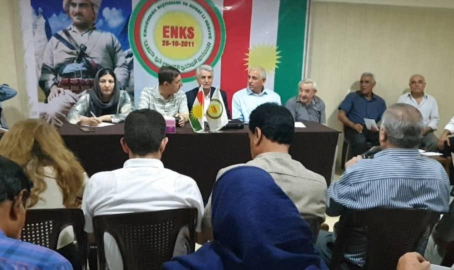"""""""الوطني الكردي"""" يناشد أميركا وروسيا للضغط على تركيا لإعادة تغذية """"الحسكة"""" بالمياه"""