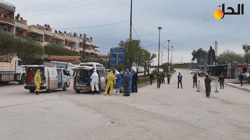 كورونا: الكشف عن عشرات المخالطين للحالات المصابة في القامشلي
