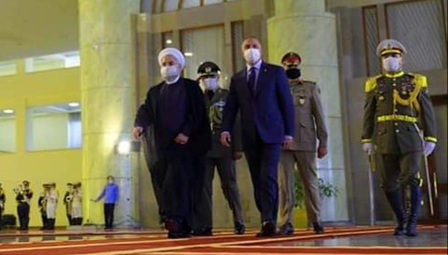 """زيارة """"الكاظمي"""" لطهران.. هذا ما ناقشَه مع إيران"""