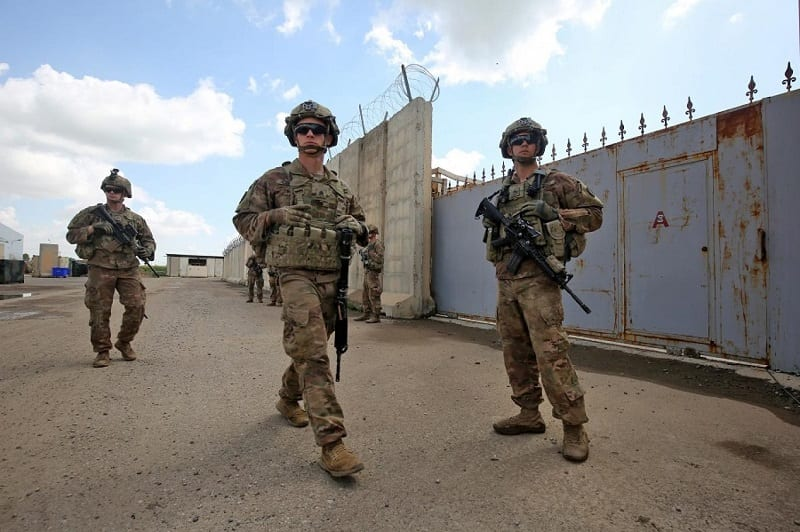 واشنطن: لن نتردّدَ بردع أي جهَة تُعرقلَ انسحابنا من العراق وأفغانستان