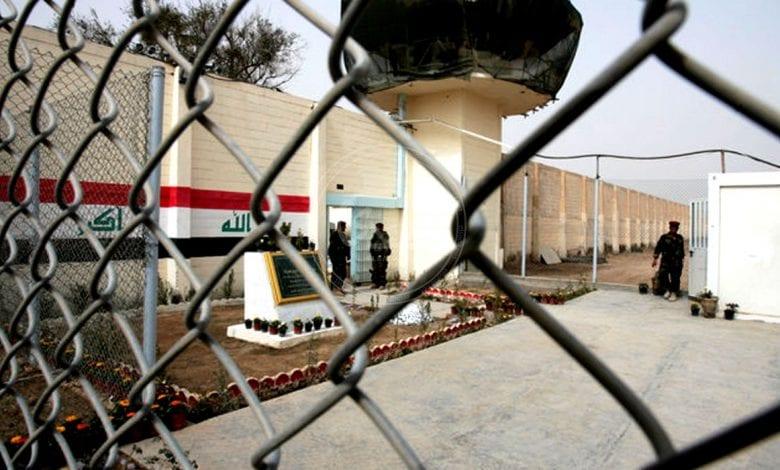 «سجون سرّية واعتقالات طائفية».. مرصد دولي يُحذّر من كارثة في العراق